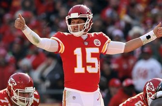 Marcellus Wiley: Mahomes put the 'exclamation point' on his MVP season with win over Ravens