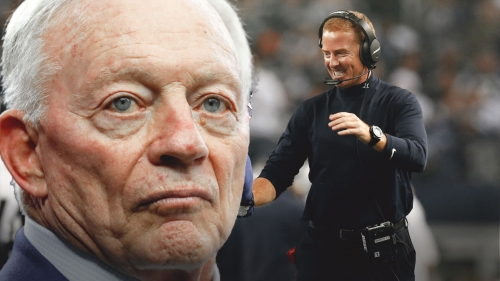 Cowboys' Jerry Jones denies report that the team has reached out to Jason Witten