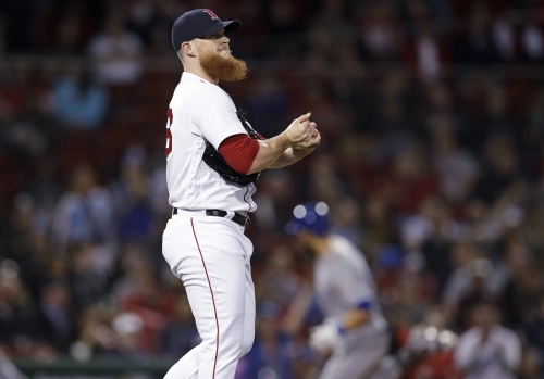 Craig Kimbrel rumors: Boston Red Sox won't pursue big-money closer; Read that as you may,' Dave Dombrowski says
