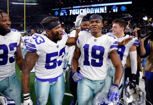 The Cowboys' Week 14 victory lends credence to the argument that the Saints win triggered something