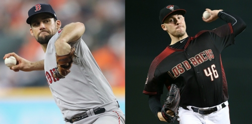 Angels reportedly pursued Patrick Corbin, Nate Eovaldi before they signed elsewhere