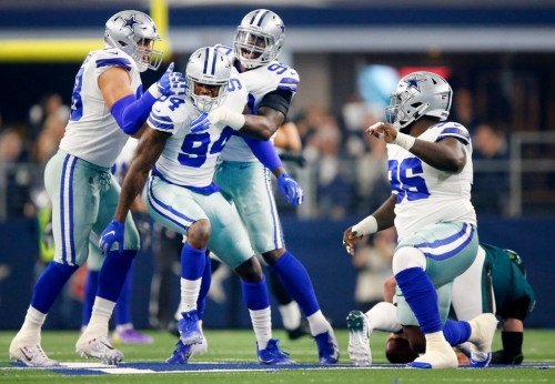Do the Cowboys currently have the best defense in football?