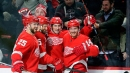 Jimmy Howard makes 42 saves in Red Wings win over Kings