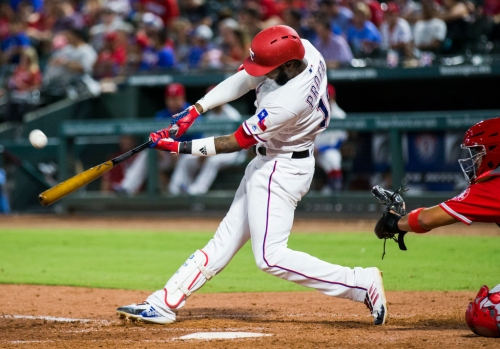 Could the Rangers' Jurickson Profar be somebody's consolation prize for missing on Manny Machado?