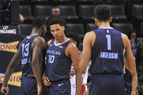 Recap: Memphis outhustles the Legends