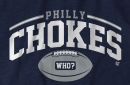 "The Eagles choked in Dallas and now get your ""Philly Chokes"" shirt to celebrate the occasion!"