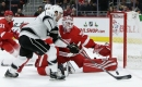 Kings can't solve Red Wings' Jimmy Howard, open trip with another loss