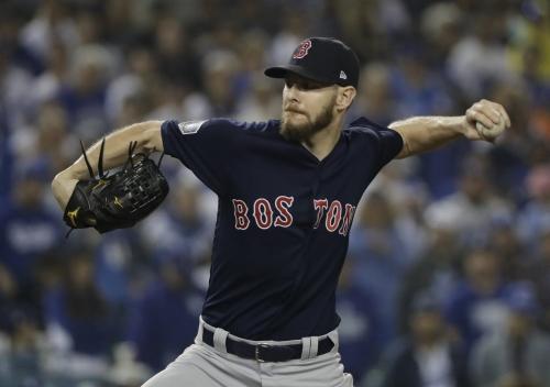 Chris Sale shoulder update: Boston Red Sox' Dave Dombrowski 'comfortable' with problematic left shoulder despite lack of details