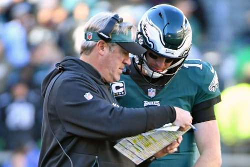 NFC Playoff Picture: Eagles get help in wild card race with Vikings losing to Seahawks