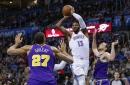 Recap: OKC defense shuts down Jazz as PG lights em up