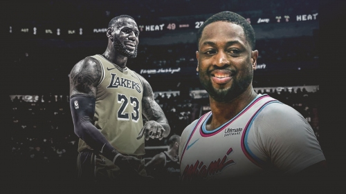 LeBron James admits he 'needed' Dwyane Wade to get to a championship level
