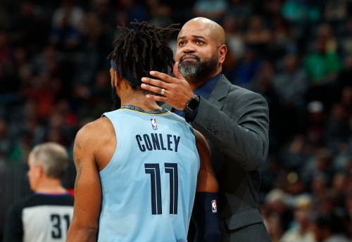 After sixth loss in nine games, are the NBA darling Memphis Grizzlies eyeing panic button?