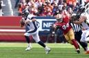 Broncos coach Vance Joseph to QB Case Keenum: Let it rip