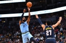 Report Card: Memphis Grizzlies fall to shorthanded Nuggets