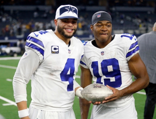 Why has Dak Prescott's developed a rapport with Amari Cooper that he never could with Dez Bryant?