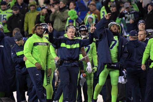 Century Links 12/11: Seahawks Win on Monday Night Football
