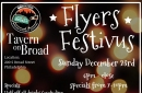 Second annual Broad street Hockey Flyers Festivus party