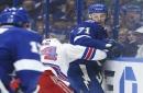 Lightning-Rangers: Rewinding Tampa Bay's seventh consecutive win