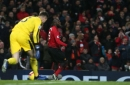Manchester United players are among the most offside players in the Premier League