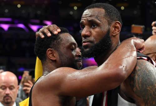 LeBron James Grateful For Dwyane Wade, Explains He 'Needed' Him To Win Championship