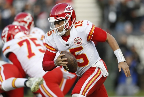 NFL power rankings, Week 14: Chiefs, Saints are 1-2 after wild weekend of upsets