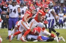 The Chiefs defense played much better than you think against the Ravens