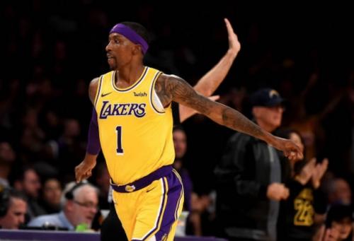 Lakers News: Luke Walton, Kentavious Caldwell-Pope Dismiss Concern Over Exchange