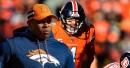 Broncos coach Vance Joseph wants a less cautious approach from Case Keenum