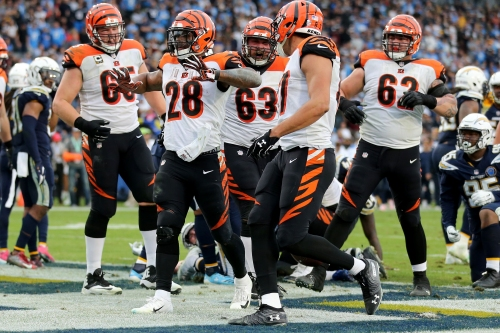 Cincinnati Bengals offense goes aggressive in loss to Los Angeles Chargers