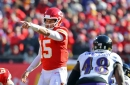 The legend of the no-look pass and other things to know ahead of Chiefs-Chargers