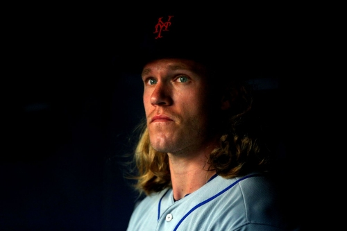 Why the Yankees may not want to trade for Noah Syndergaard
