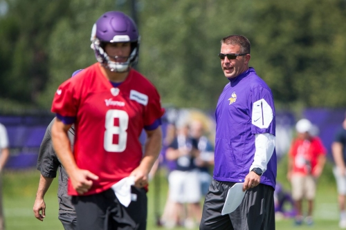 Vikings fired underperforming OC John DeFilippo; is Steve Sarkisian next?