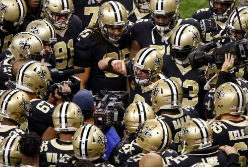 Panthers cling to 5 percent chance they can beat Saints twice for wild card playoff spot