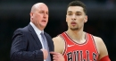 Zach LaVine had 1-on-1 meeting with Jim Boylen to address tough practices
