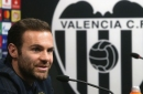Juan Mata asked about contract situation at Manchester United