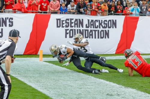 Saints film room: How the secondary dominated against the Bucs