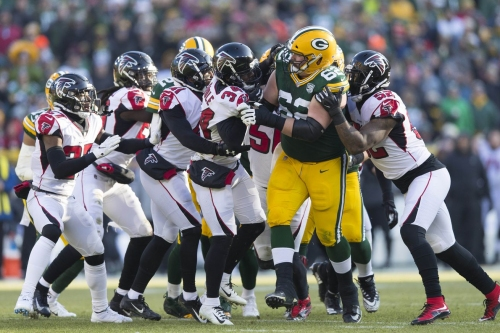 Falcons vs. Packers: Hat Tips & Head-Scratchers
