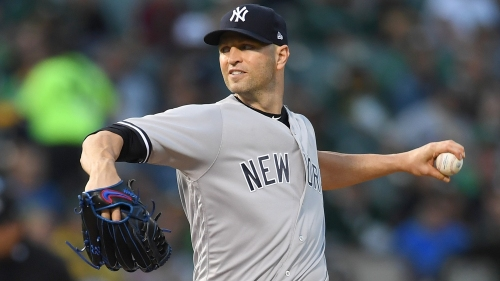 Braves remain interested in J.A. Happ