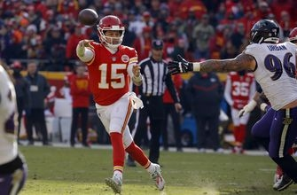 Chiefs supplant Rams atop AP Pro32 poll; Saints remain No. 2