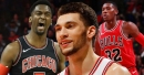 Bulls' Zach LaVine says it 'felt great' to have Kris Dunn, Bobby Portis back
