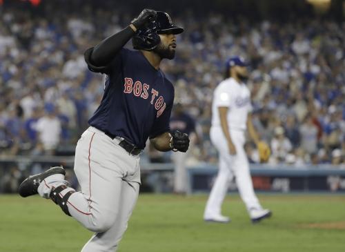 Boston Red Sox trade rumors: Diamondbacks interested in Jackie Bradley Jr. (trade)
