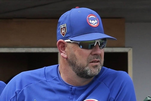 Cubs bench coach Brandon Hyde is reportedly going to be Orioles manager
