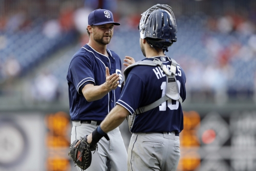 Boston Red Sox tried to trade for reliever Colten Brewer during regular season before acquiring him in November