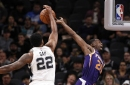 Spurs down Suns to pick up third straight win