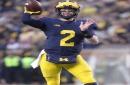 Michigan QB Shea Patterson's NFL decision an interesting one