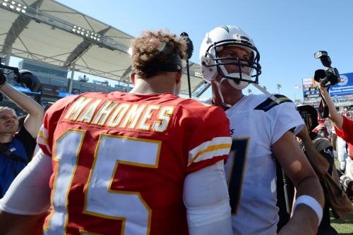 Arrowheadlines: Chiefs have owned Chargers in recent years