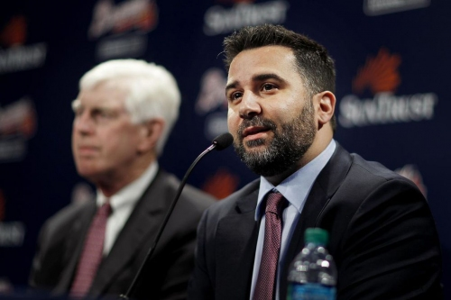 Braves News: Anthopoulos staying patient, Rule 5 Draft, Fred McGriff and more