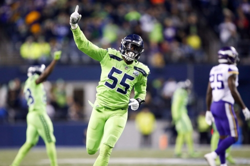 Century Links 12/12: Frank Clark on New Look Seahawks Defense