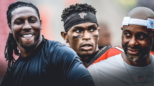 Ex-Falcons WR Roddy White thinks Julio Jones can reach Jerry Rice's all-time receiving yards record