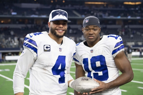 Dak Prescott is playing at an extremely high level during Cowboys winning streak